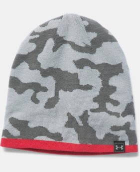 Men's UA Reversible Beanie  1 Color $13.99