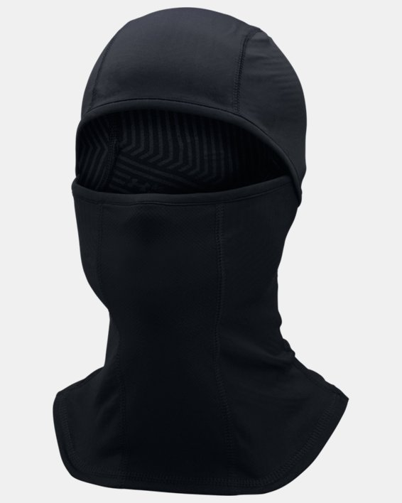 Men's UA ColdGear® Infrared Balaclava, Black, pdpMainDesktop image number 0