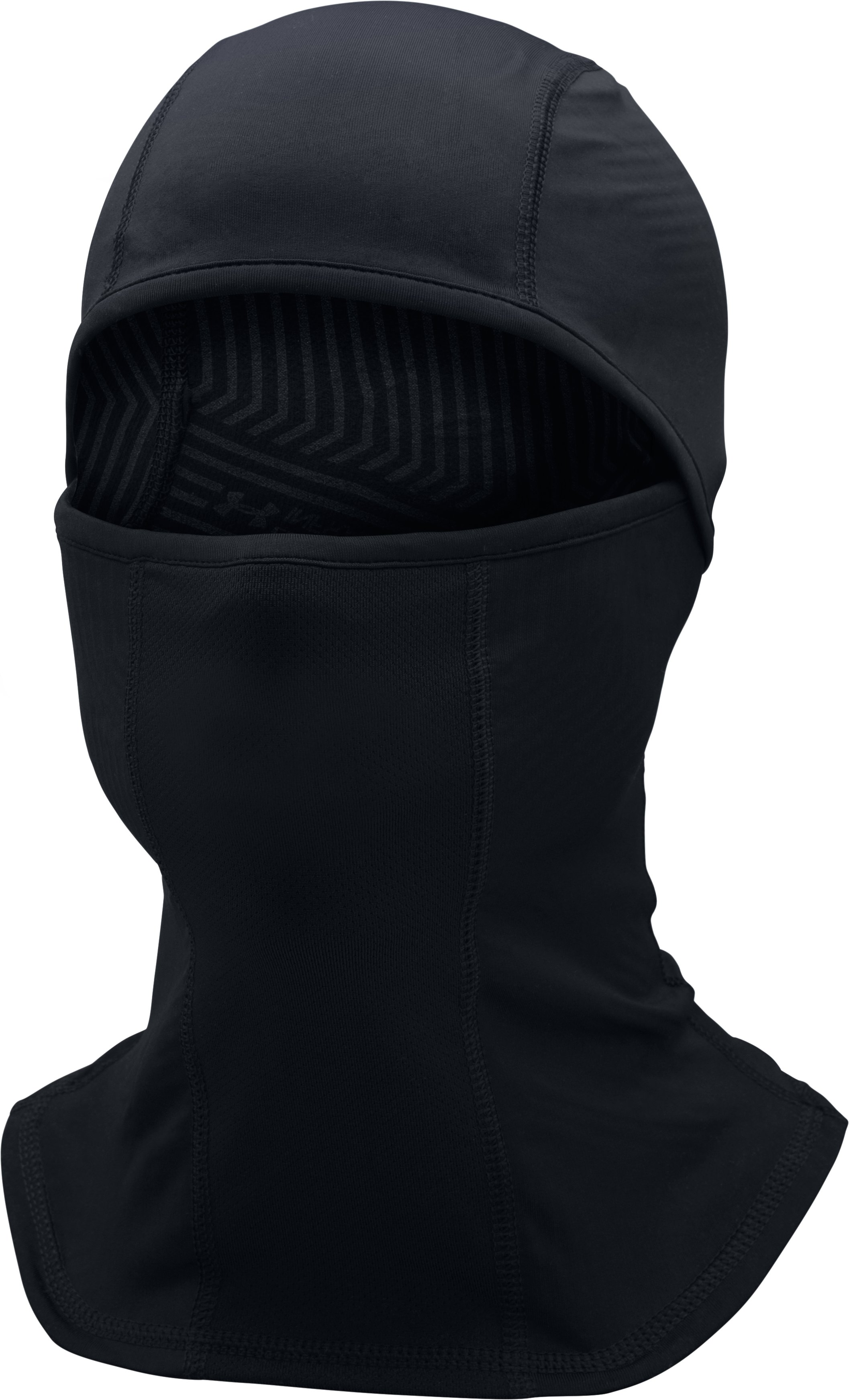 Men's UA ColdGear® Infrared Balaclava, Black ,