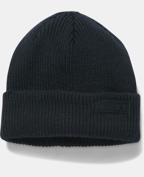 New Arrival Men's UA Charged Wool Beanie   $39.99
