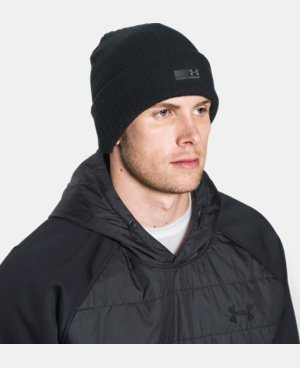 Men's UA Truck Stop Beanie  2 Colors $25.99