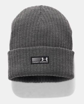 34d41dcf78c Men s UA Truck Stop Beanie 1 Color Available  13.99