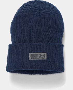 Men's UA Truck Stop Beanie  1 Color $13.19 to $16.49