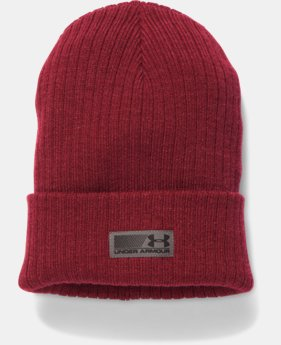 New Arrival Men's UA Truck Stop Beanie  1 Color $21.99