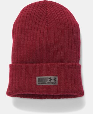 Men's UA Truck Stop Beanie LIMITED TIME: FREE SHIPPING 1 Color $25.99