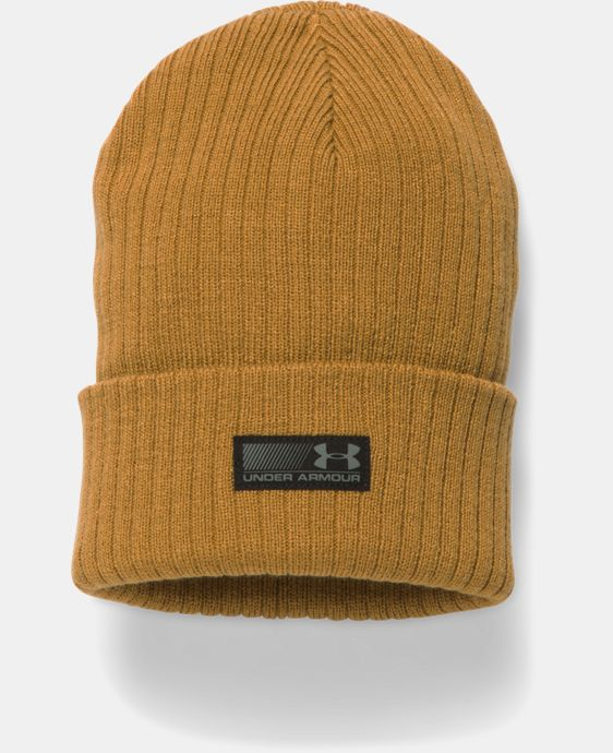 Men's UA Truck Stop Beanie LIMITED TIME: FREE U.S. SHIPPING 1 Color $21.99