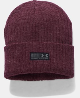 Men's UA Truck Stop Beanie  1 Color $16.49