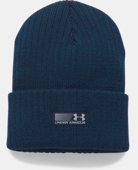 Men's UA Truck Stop Beanie  5  Colors Available $11 to $16.49