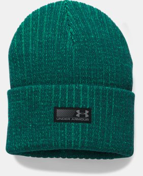 Men's UA Truck Stop Beanie  3  Colors $13.19 to $16.49