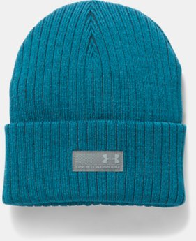 Men's UA Truck Stop Beanie  3  Colors Available $11 to $16.49