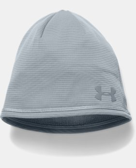 Men's UA No Breaks Microthread Beanie LIMITED TIME: FREE U.S. SHIPPING 1 Color $15.74