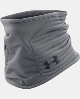 New Arrival Men's UA No Breaks GORE® WINDSTOPPER® Neck Gaiter   $29.99