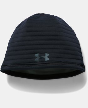 Men's UA No Breaks GORE® WINDSTOPPER® Beanie LIMITED TIME OFFER 1 Color $27.99