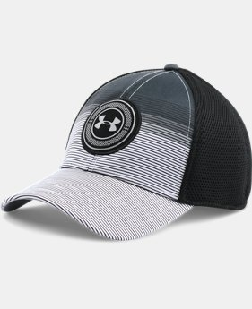 New to Outlet Men's UA Golf Eagle 4.0 Cap   1 Color $20.99