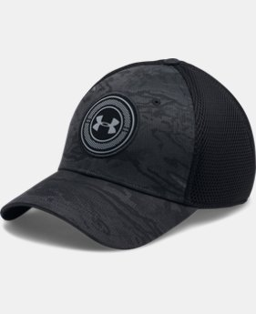 Men's UA Golf Eagle 4.0 Cap   3 Colors $32.99