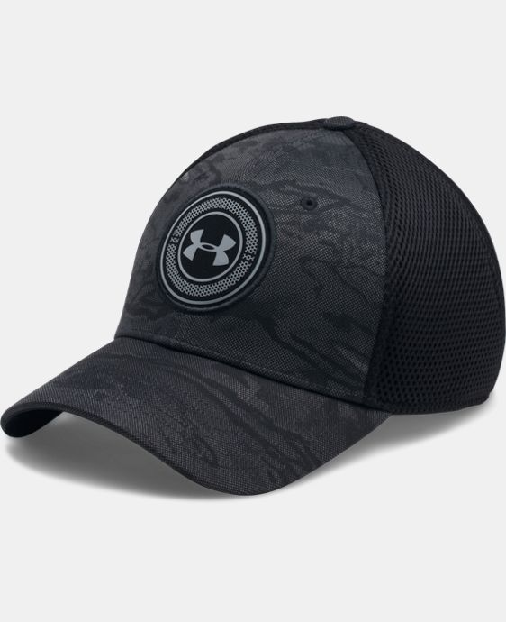 New Arrival Men's UA Golf Eagle 4.0 Cap  LIMITED TIME: FREE U.S. SHIPPING 1 Color $27.99