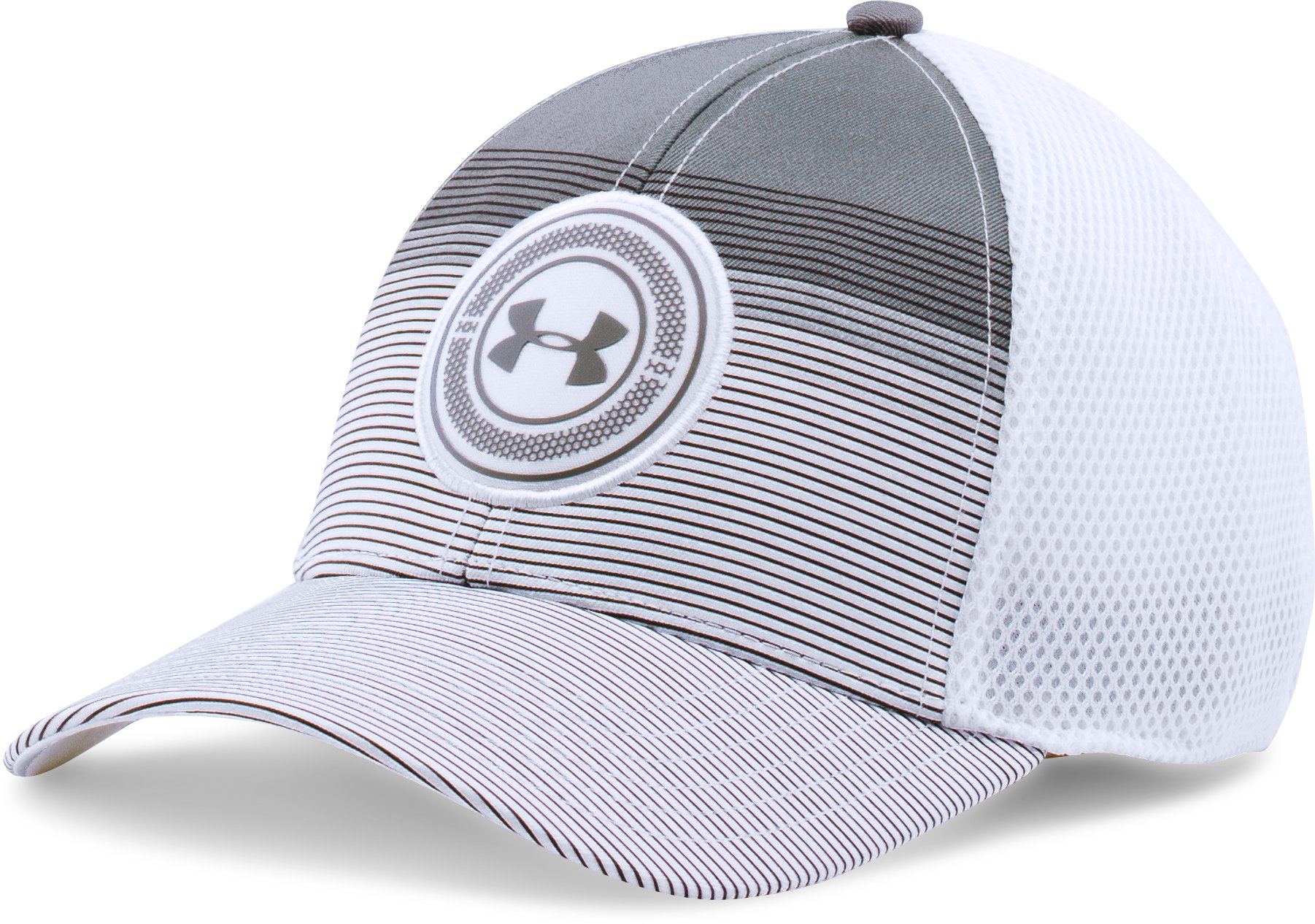 Men's UA Golf Eagle 4.0 Cap, White,