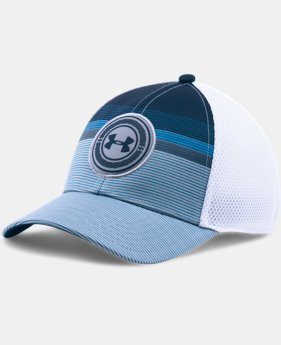 New Arrival Men's UA Golf Eagle 4.0 Cap  LIMITED TIME: FREE U.S. SHIPPING 1 Color $20.99 to $27.99