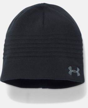 Men's UA Tonal Golf Beanie  1 Color $29.99