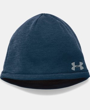 Men's UA ColdGear® Infrared Golf Sweater Fleece Beanie LIMITED TIME: FREE U.S. SHIPPING  $29.99