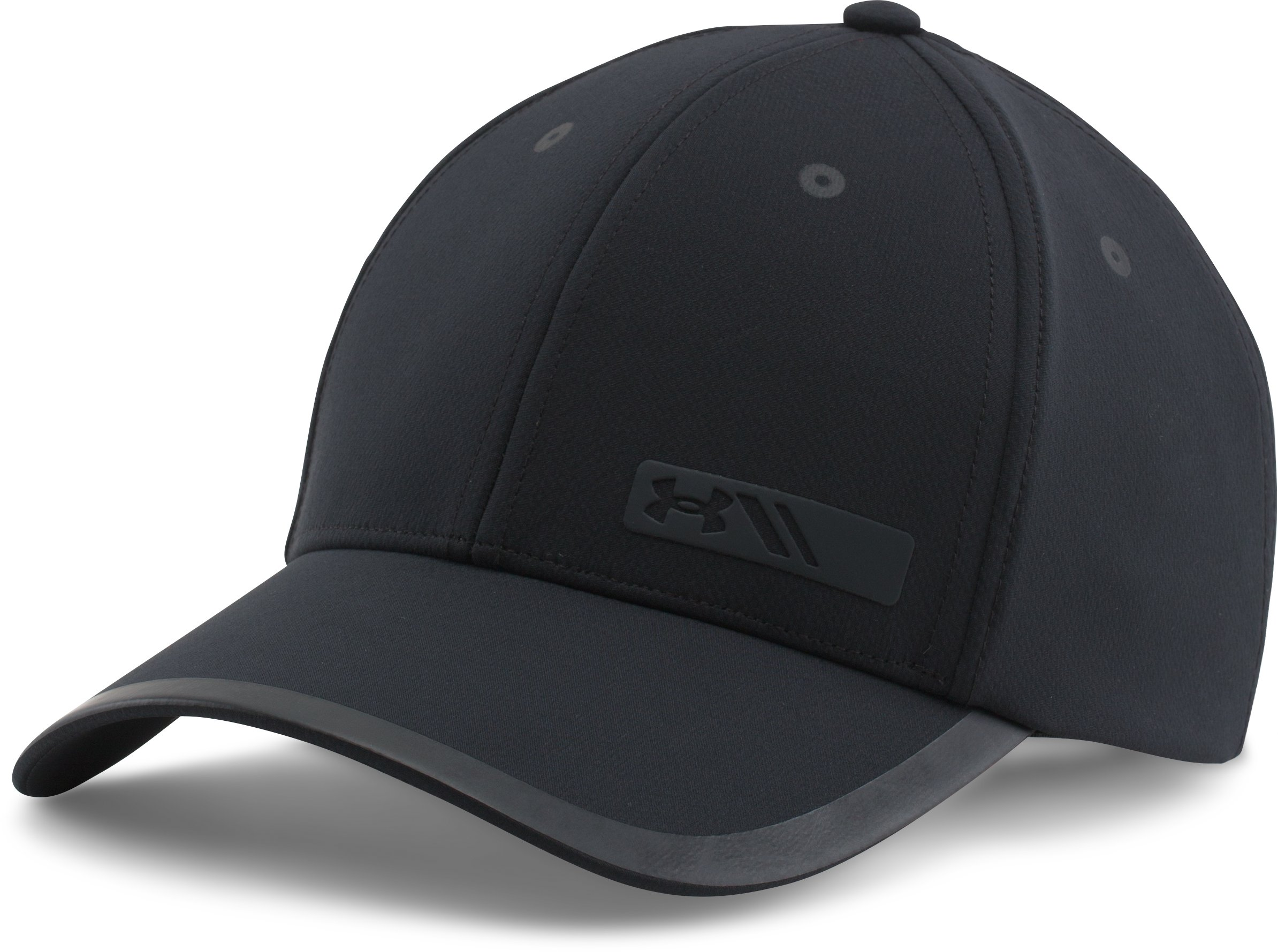 Men's UA Golf GORE-TEX® Golf Cap, Black