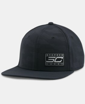 Men's UA SC30 Snapback Cap  1 Color $14.99 to $16.49