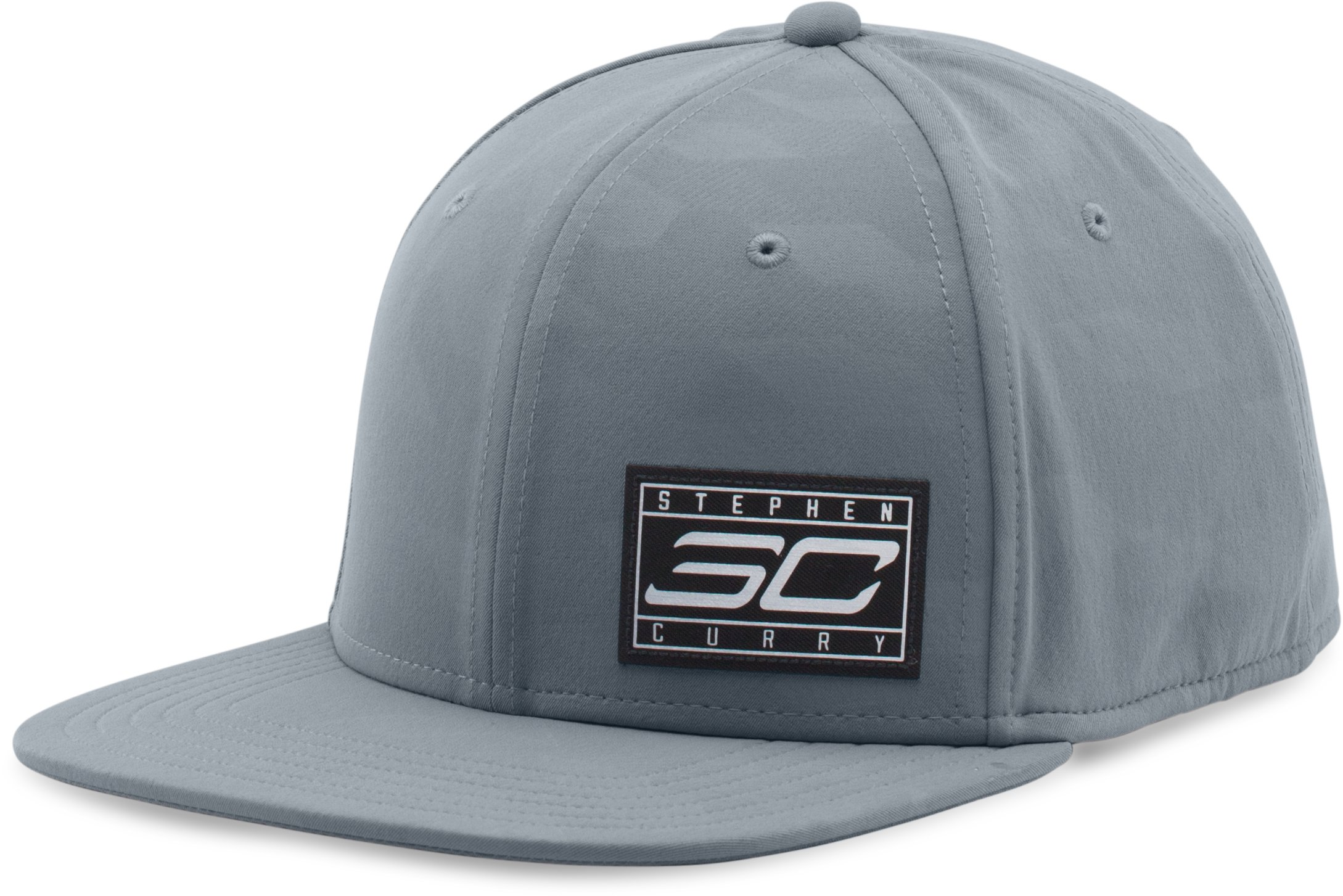 Men's UA SC30 Snapback Cap, Steel