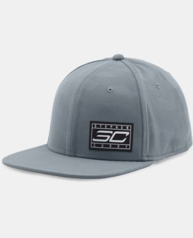Men's UA SC30 Snapback Cap  3 Colors $14.99 to $16.49