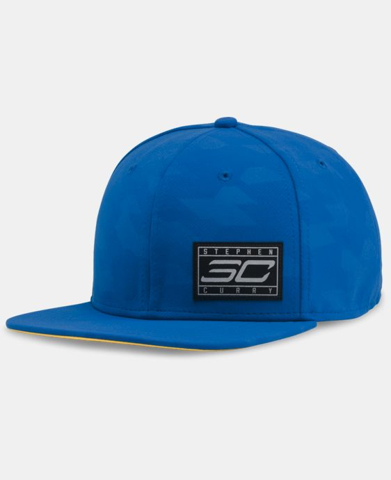 New Arrival Men's UA SC30 Snapback Cap  2 Colors $34.99