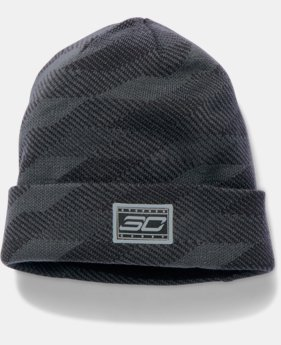 Men's UA SC30 Beanie  1 Color $29.99