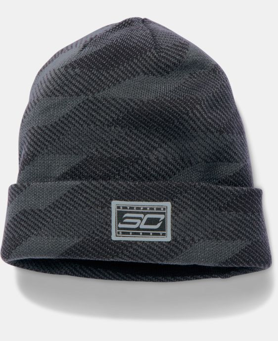 New Arrival Men's UA SC30 Beanie   $29.99