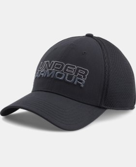 Men's UA Sportstyle Mesh Cap  1 Color $21.99