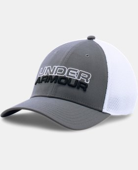 Men's UA Sportstyle Mesh Cap  3 Colors $21.99