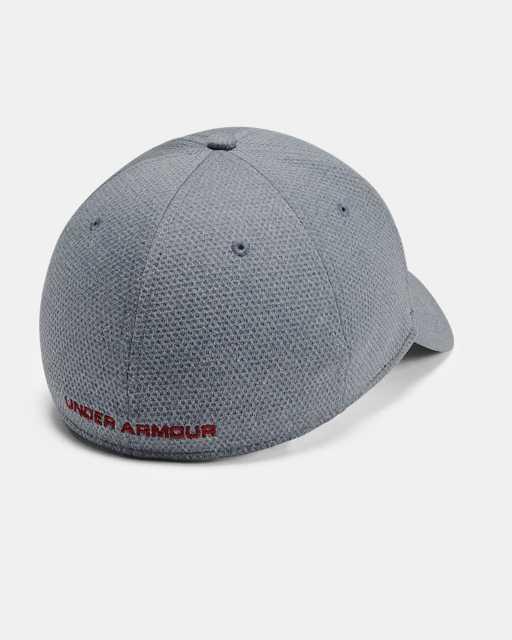 Men's UA Heathered Blitzing Cap