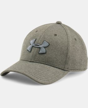 New to Outlet Men's UA Heathered Blitzing Cap