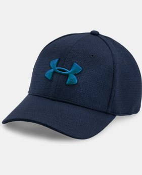 Men's UA Heathered Blitzing Cap  2 Colors $21.99