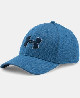 Men's UA Heathered Blitzing Cap LIMITED TIME: FREE U.S. SHIPPING 1 Color $12.74 to $16.99