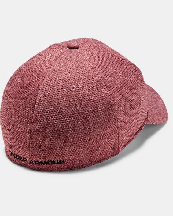 Men's UA Heathered Blitzing Cap, Red, pdpMainDesktop image number 1
