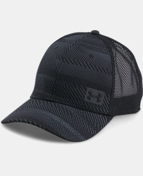 Men's UA Blitz Trucker Cap  1  Color Available $27.99