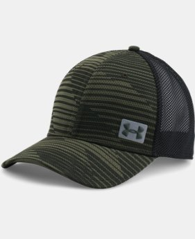 New Arrival Men's UA Blitz Trucker Cap  2 Colors $27.99