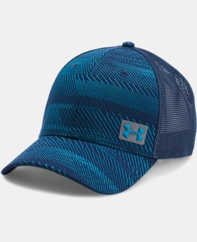 Men's UA Blitz Trucker Cap  4  Colors Available $16.79