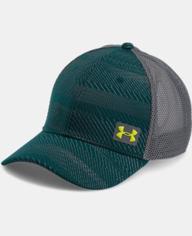 Men's UA Blitz Trucker Cap  2  Colors Available $20.99