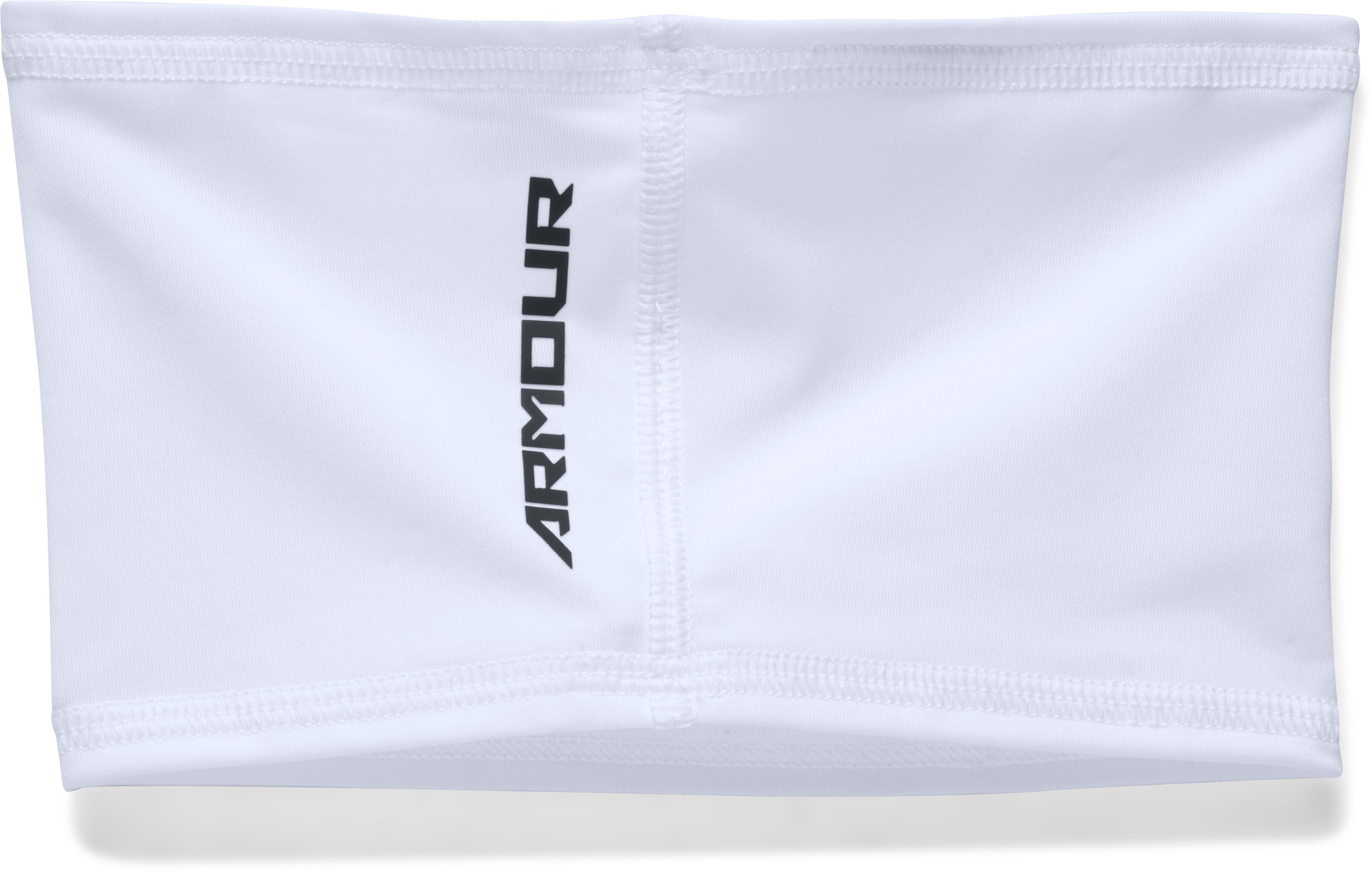 Men's UA Core Skull Wrap, White, undefined