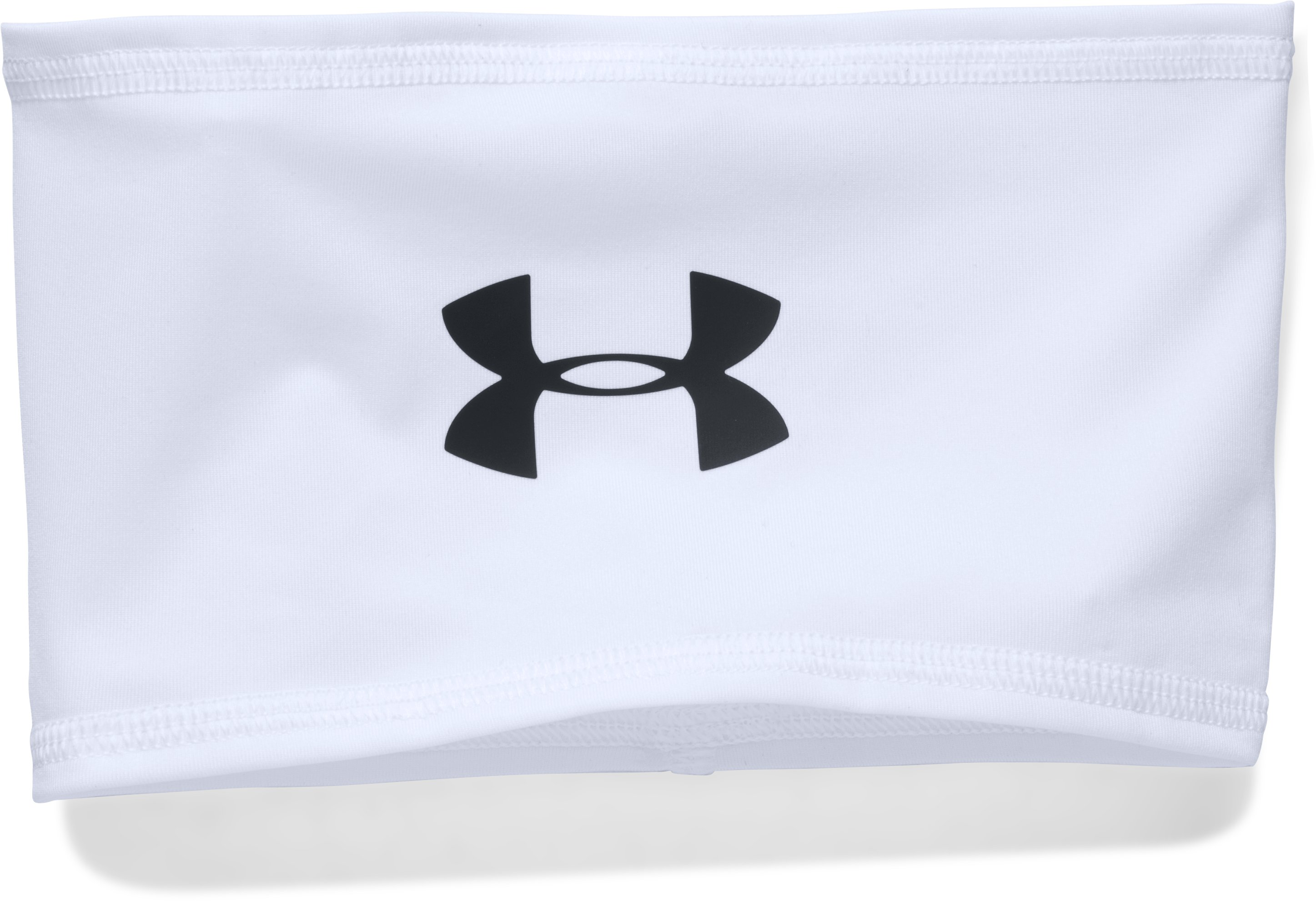 Men's UA Core Skull Wrap, White,