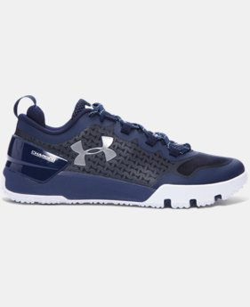 New Arrival Men's UA Charged Ultimate Team Training Shoes  2 Colors $99.99