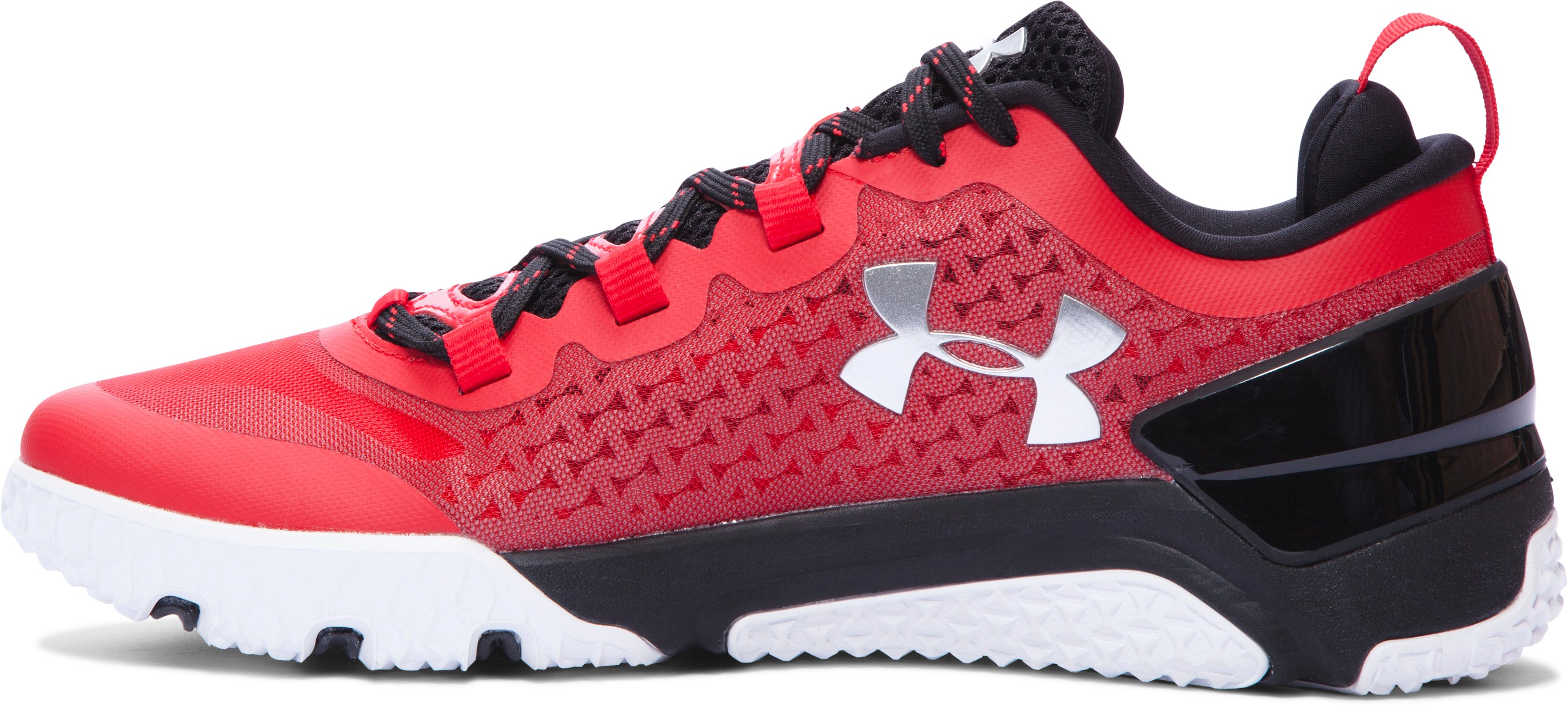 Men's UA Charged Ultimate Team Training Shoes, Red