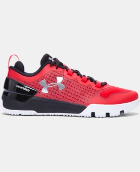 New Arrival  Men's UA Charged Ultimate Team Training Shoes  2 Colors $139.99