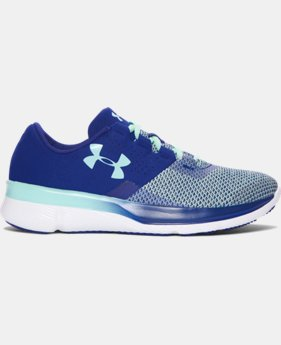 Best Seller Girls' Grade School UA Tempo TCK Running Shoes  1 Color $74.99