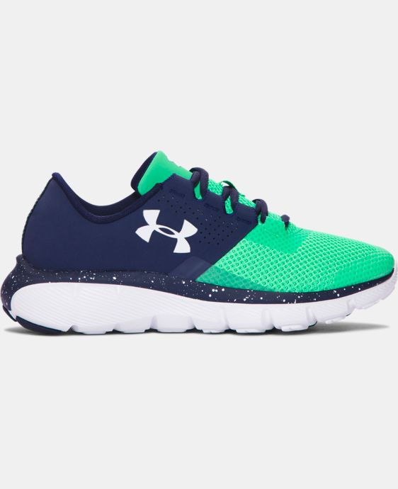 Boys' Grade School UA Fortis 2 Speckle Running Shoes   $77.99