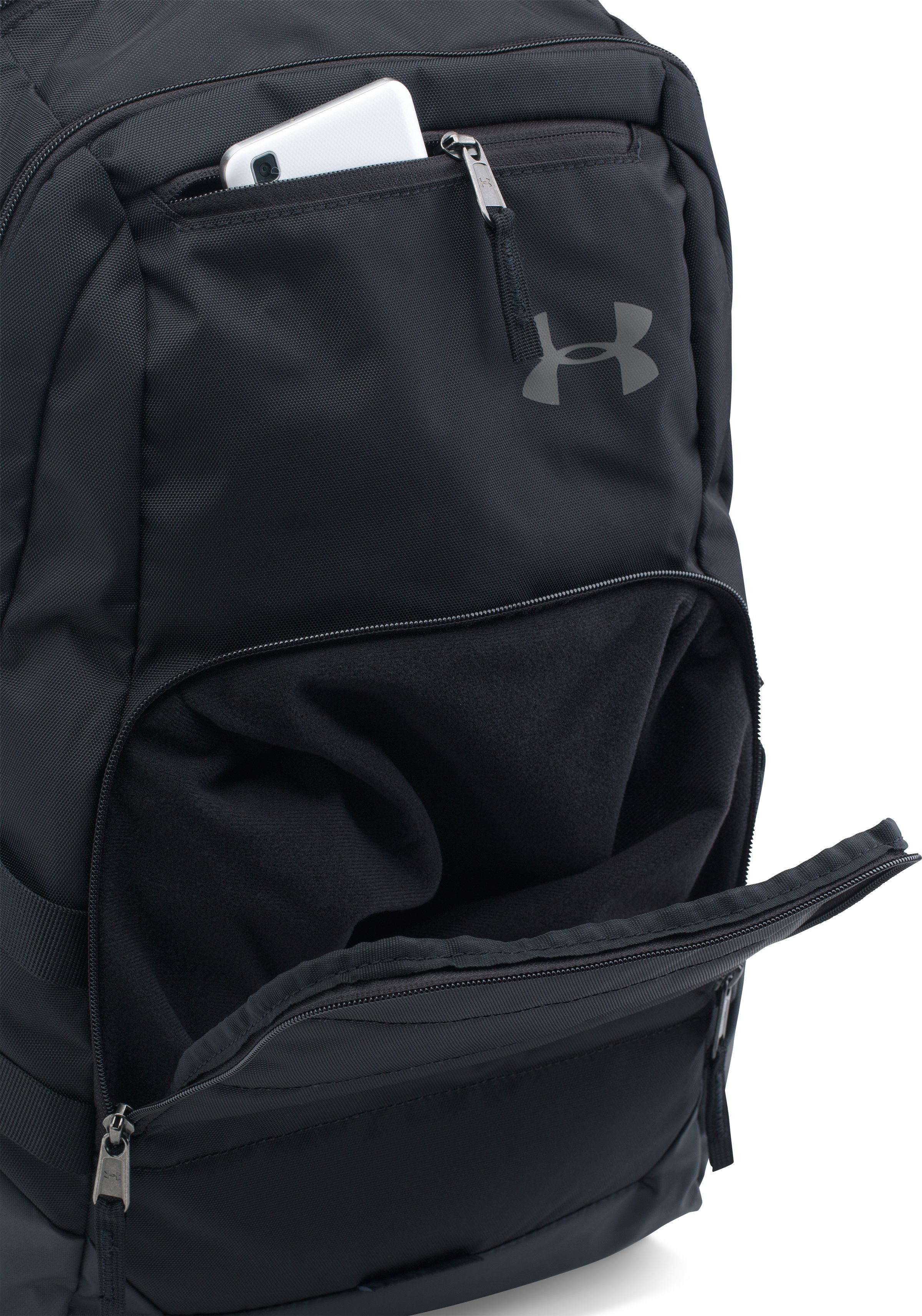 UA Camden Backpack, Black , undefined